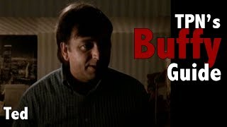 Buffy Episode Guide: Ted S2E11
