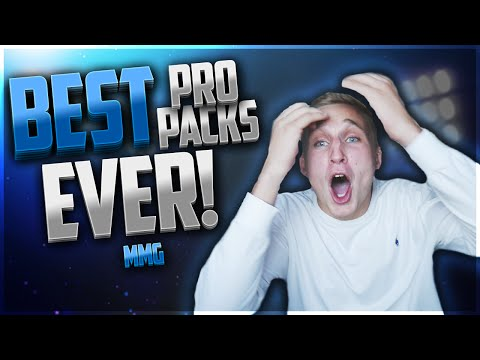 100 MILLION BLIND PRO PACKS! BEST PRO PACKS EVER! Madden Mobile