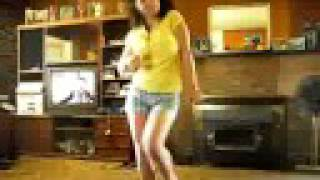"Elaine Dance ""The Little Kicks"""