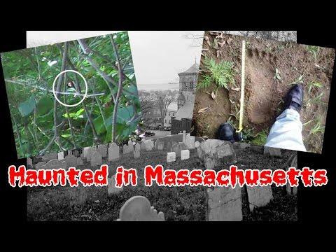 SOS-Radio VLOG Episode 24: Haunted locations in Massachusetts