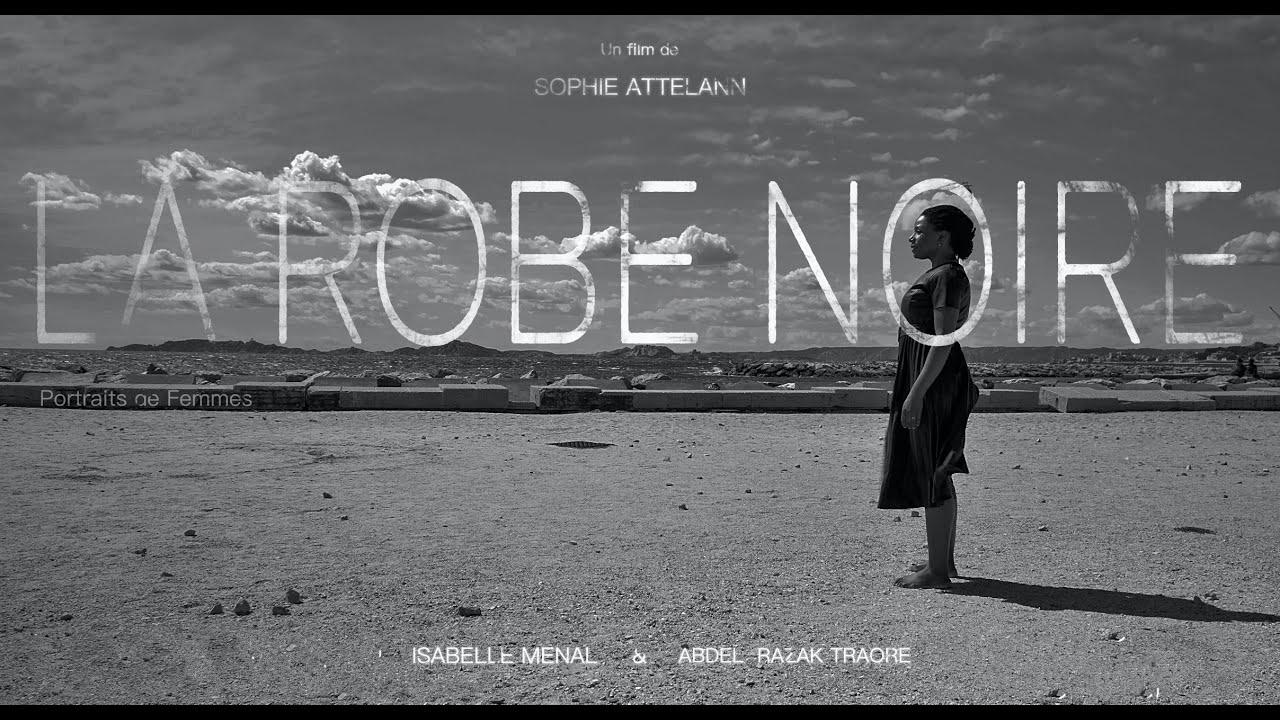 LA ROBE NOIRE de S.Attelann / THE BLACK DRESS (English subtitles)