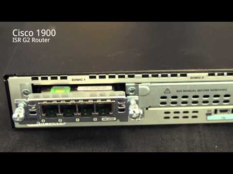 Summit Reviews - Cisco ISR G2 1900 Series Routers