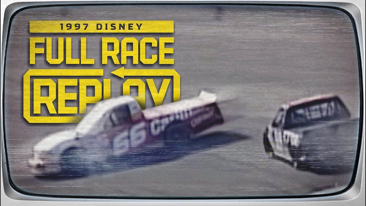 1997 Chevy Trucks Challenge from Walt Disney World Speedway | NASCAR Classic Race Replay