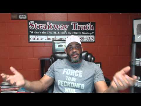 """Biblical Israel Part 11 """"Esau Is Not The White Man!"""""""