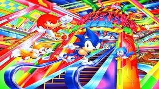Sonic Gener 3DS Stream