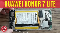 Huawei Honor 7 Lite Battery Replacement