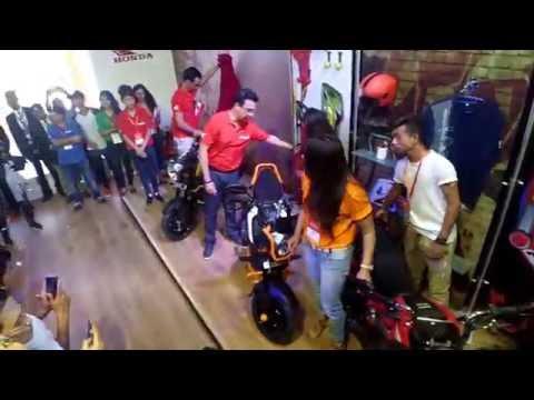 Honda Navi Launch Nepal | Syakar Trading Pvt. Ltd. NADA Autoshow 2016