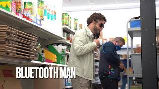 Bluetooth Man.. A Day At The Store