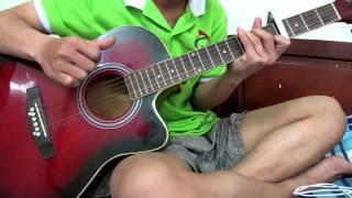 anh mơ guitar- cover by Nguyen Van