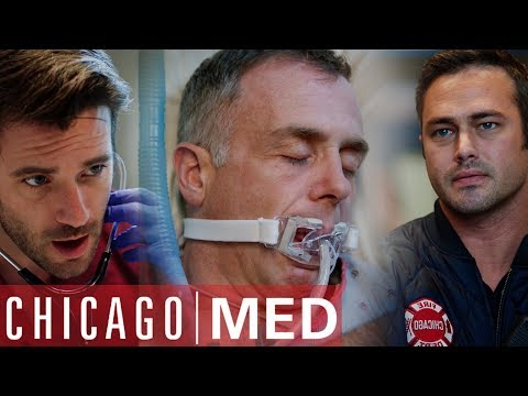 Hermann In Serious Trouble   Chicago Med
