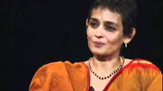 Arundhati Roy and Howard Zinn - Post Come Septmeber Discussion
