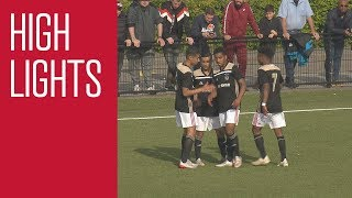 Highlights Sparta O19 - Ajax O19