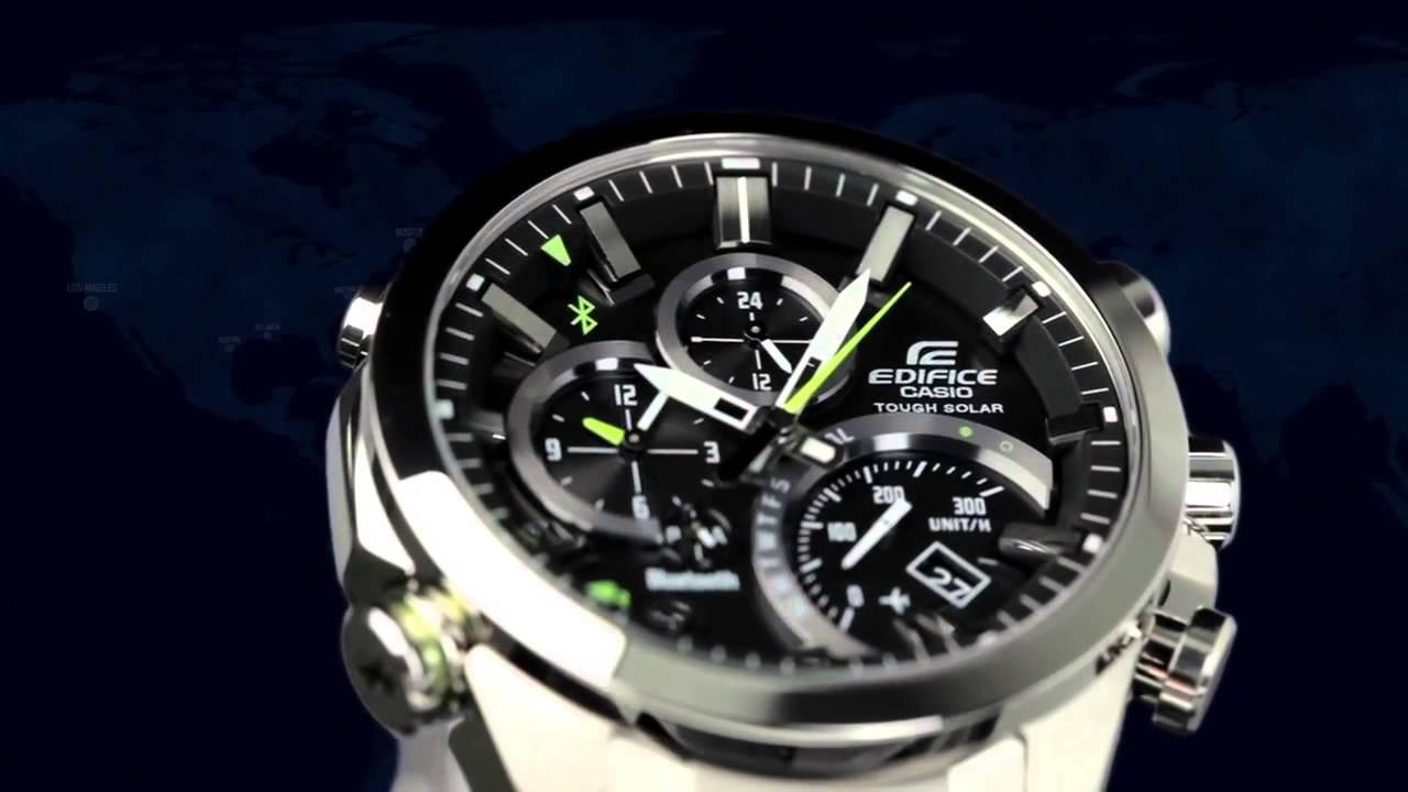 Reloj CASIO EDIFICE Bluetooth® EQB 500D 1AER