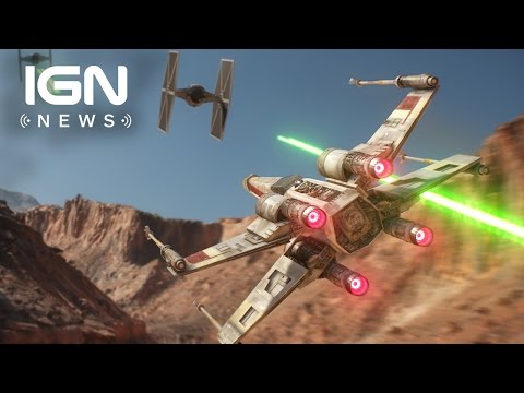 Battlefront Doesn't Have Ironsights, Squads, or Classes - IGN News