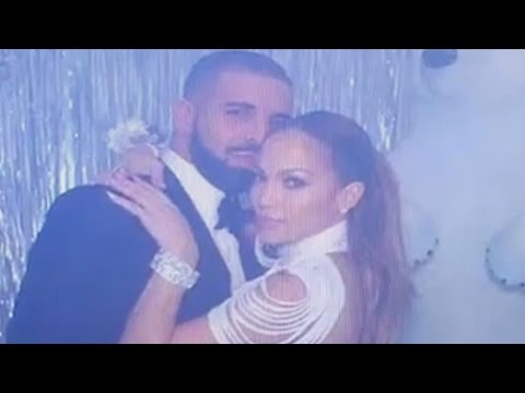 Drake & Jennifer Lopez Kiss, Grind & Debut New...