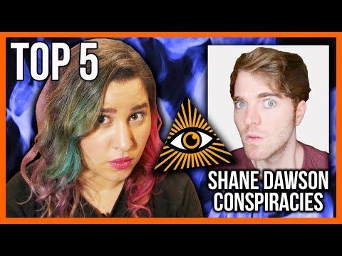Top 5 Shane Dawson Conspiracy Theories // Dark 5 | Snarled