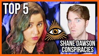 Top 5 Shane Dawson Conspiracy Theories // Dark 5 | Snarled
