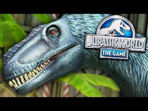 EU NÃO GANHEI UM YUTYRANNUS! - Jurassic World - O Jogo - Ep 197