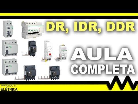 DR, IDR e DDR - Aula COMPLETA