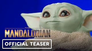 Baby Yoda Talking Plush - Official Teaser