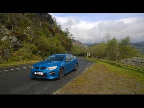 Best drivers roads: B836 West Scotland