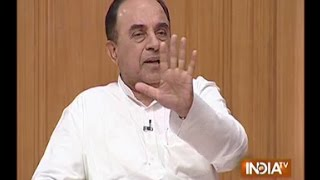 Give me defence ministry,I will catch Hafiz saeed- Subramanian Swamy