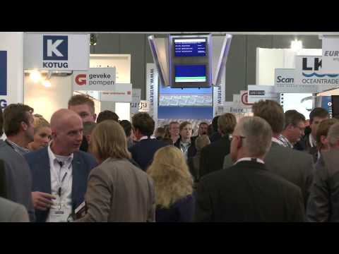 Offshore Energy 2013 Highlights day 2