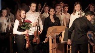 "Moris Ravel. Bolero. Оркестр школы ""Путь зерна""."