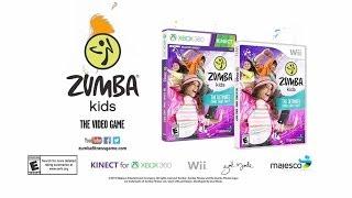Zumba Kids - Kinect Launch Trailer