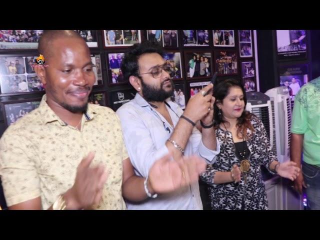 Grand celebration of Mumbai's No.1 DJ Institute 15 th Anniversary with Legendary Celebrity DJ AKHTAR