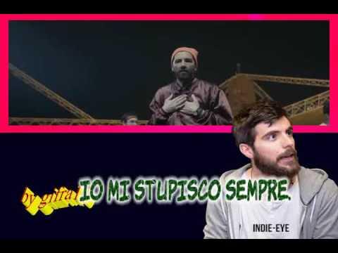 Ex Otago ft  Jake La Furia - Gli occhi della luna (karaoke - fair use)