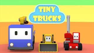 Вредная маленькая машинка   малыши грузовички