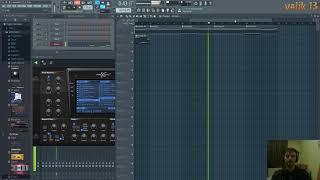 my music sketch_59 v.1 created in FL Studio 12