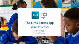 The SIMS parent App: Parents' View