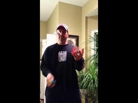 Greg landry juggling