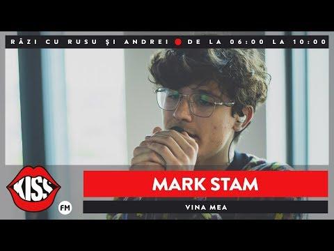 Mark Stam - Vina mea (Live @ KissFM)