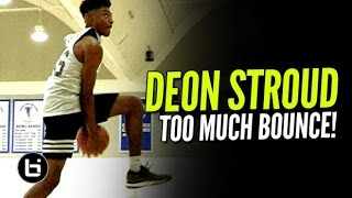 Video High Flying 10th Grader Deon Stroud Is a Freak Athlete! Breakout Mixtape! download MP3, 3GP, MP4, WEBM, AVI, FLV November 2017