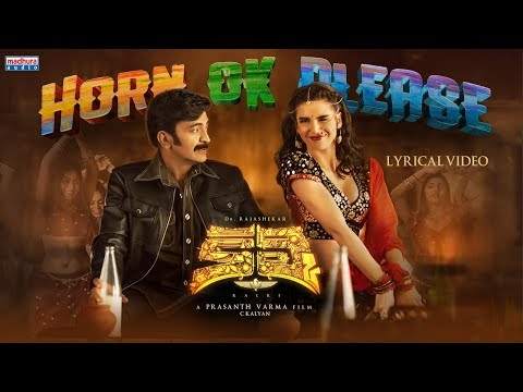 horn-pom-pom-okay-please-lyrical-|-kalki-movie-|-dr.rajashekar-|-scarlett-wilson-|-prashanth-varma