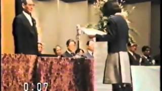 1977(S52)年3月1日(火)同級生の岩崎宏美さん、岡田奈々さん、池上季実...