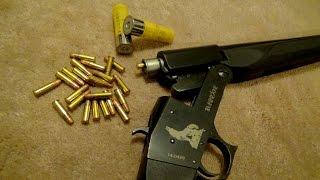 Shooting .22LR though a Shotgun