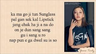 CLC (씨엘씨) - Devil (Easy Lyrics)