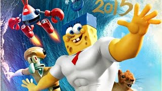 Губка Боб в 3D (2015) смотреть онлайн 1080p HD качество. Обзор от детей Мысля геймится фильм