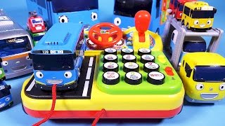 Tayo 타요 전화기 놀이 Tayo the little bus Telephone toy