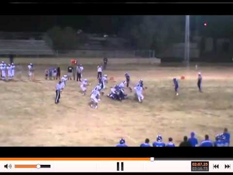 Dean Smith Cate School Defensive Highlights 2014