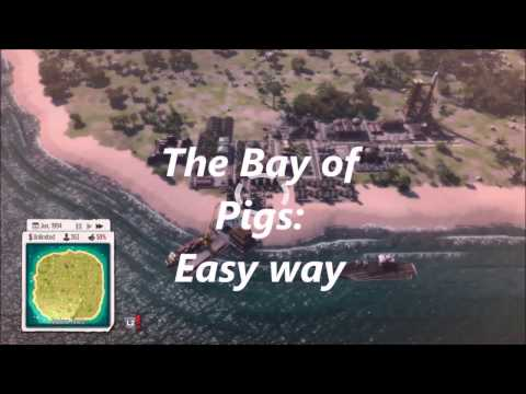 Tropico 5 : The Bay of Pigs Trophy