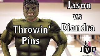 JVD: Throwin' Pins