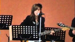 L'hymne a l'amour (fête de la musique 2010) - Black Angels .MPG