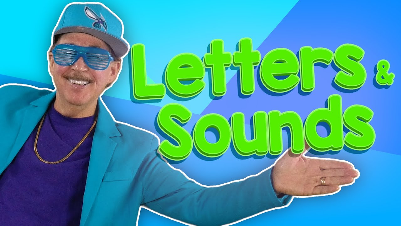 Download Learn the Letters and Their Sounds | Alphabet Sounds | Jack Hartmann