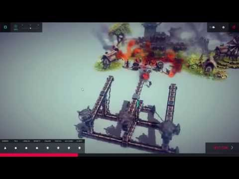 Besiege Final level cheese