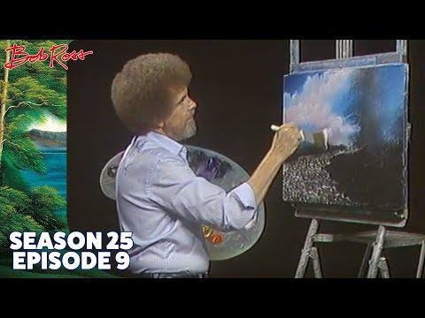 Bob Ross - Downstream View (Season 25 Episode 9)